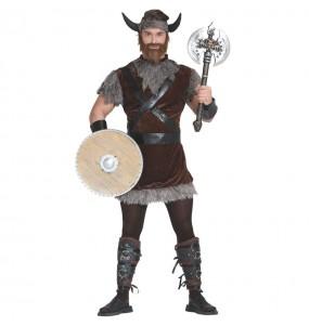 Disfraz de Vikingo del Norte para hombre