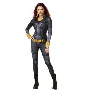 Disfraz de Viuda Negra Los Vengadores para mujer