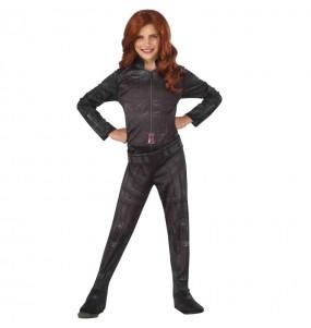 Disfraz de Viuda Negra Los Vengadores para niña