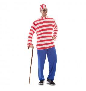 Disfraz de Wally adulto