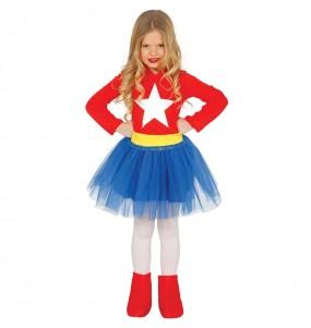 Disfraz de Wonder Woman Infantil