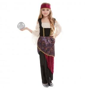 Disfraz de Zíngara para niña