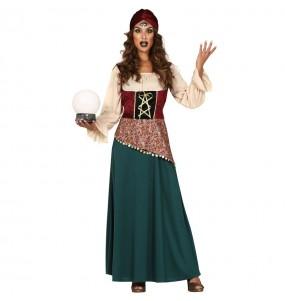 Disfraz de Zíngara para mujer