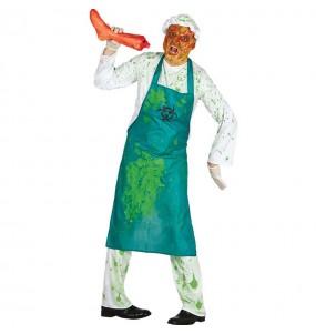 Disfraz de Zombie Radioactivo Hombre