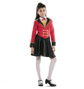 Disfraz de Maestro de Ceremonias para niña