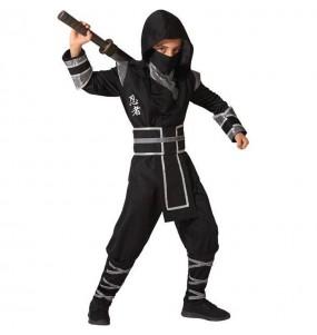 Disfraz de Ninja Japonés para niño