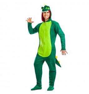 Disfraz de Dinosaurio para adulto