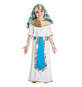 Disfraz de Egipcio azul para niño