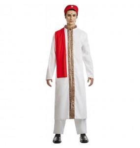 Disfraz Estrella Bollywood para hombre
