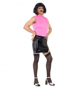 Disfraz de Freddie Mercury I want to break free para hombre
