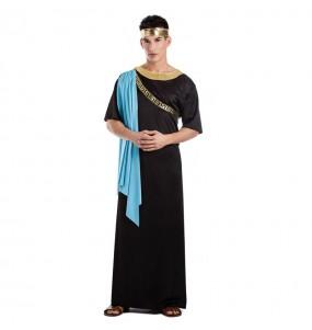Disfraz de Griego negro para hombre