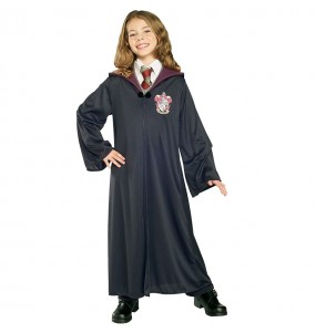 Disfraz de Hermione Gryffindor para niñas