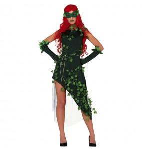Disfraz de Hiedra Venenosa Batman para mujer