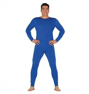 Disfraz Maillot Azul para hombre