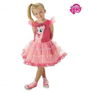Disfraz My Little Pony Pinkie Pie para niña