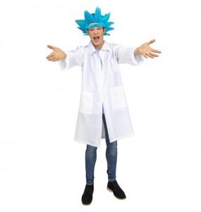 Disfraz de Rick y Morty para adulto
