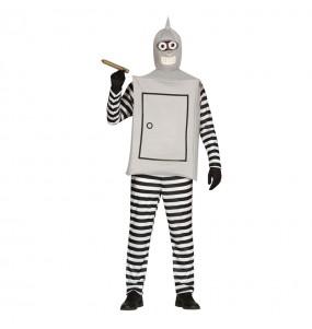 Disfraz Robot Bender Futurama