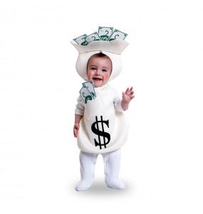 Disfraz de Saca Dinero para bebé