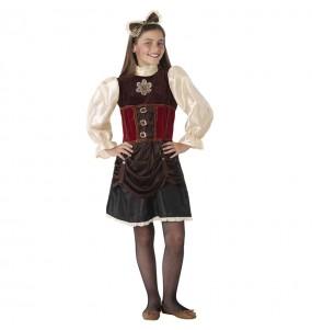 Disfraz Steampunk para niña