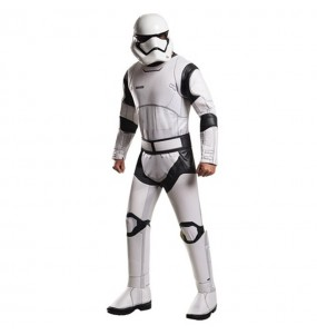 Disfraz de Stormtrooper - Star Wars® Deluxe para adulto