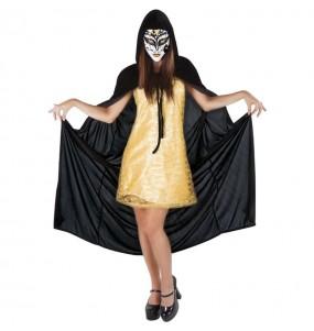 Disfraz Veneciano con máscara