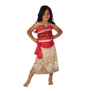 Disfraz de Vaiana classic para niña - Disney®