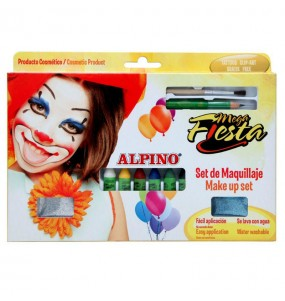 Set Maquillaje Carnaval