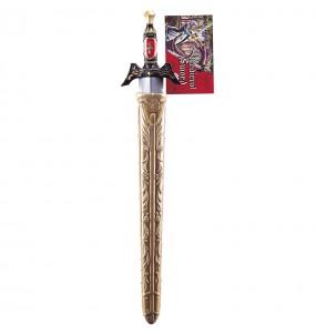 Espada Medieval con funda