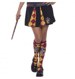 Falda Gryffindor para mujer