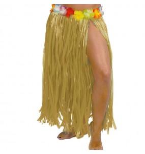 Falda Hawaiana larga paja