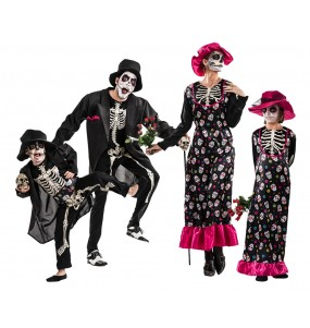 Grupo Esqueletos Catrina