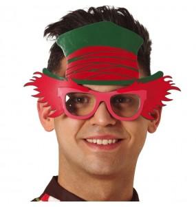 Gafas con chistera del Sombrerero Loco