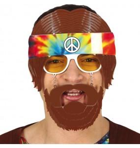 Gafas Hippie con Barba