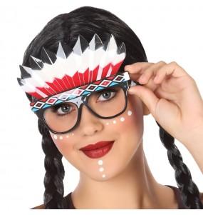Gafas Indio Americano