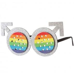 Gafas Redondas Rainbow