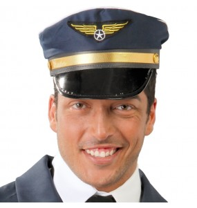 Gorra Piloto Vuelo