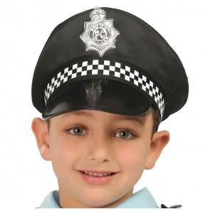 Gorra Policía Municipal para niños