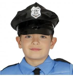 Gorra Policía para niños