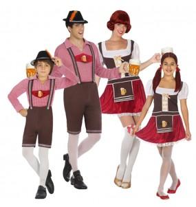 Grupo Bávaros Alemanes Oktoberfest