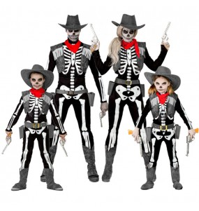 Grupo Esqueletos Cowboy