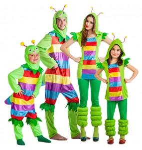 Grupo Gusanitos Multicolor