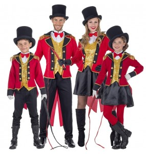 Grupo de Domadores de Circo