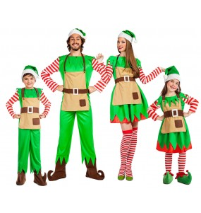 Grupo Elfos de Navidad