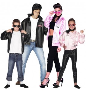 Grupo Familia Grease