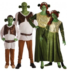 Grupo Familia Shrek