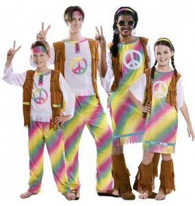 Grupo de Hippies