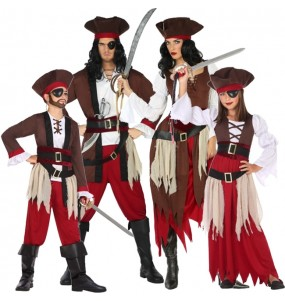 Grupo de Piratas del Caribe