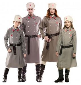 Grupo de Rusos Soviéticos