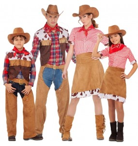 Grupo de Vaqueros Americanos