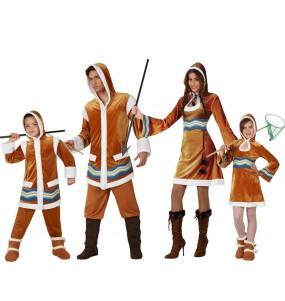 Grupo Disfraces de Esquimales baratos
